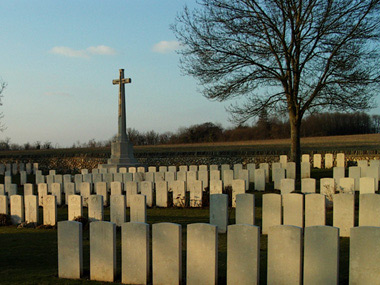Military cemetery #2/4