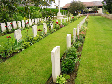 Communal cemetery extension #4/4