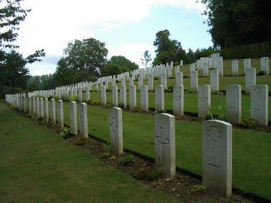 Military cemetery #2/3