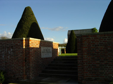 Bapaume post military cemetery #1/3