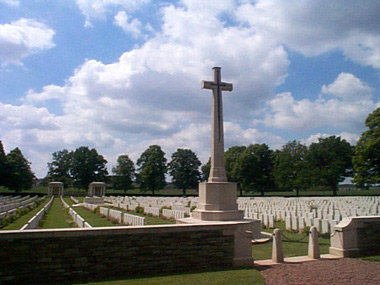 Delville wood cemetery #1/3