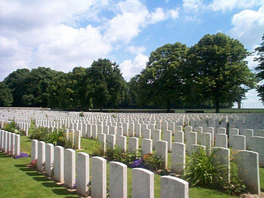 Delville wood cemetery #2/3