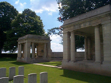 Delville wood cemetery #3/3