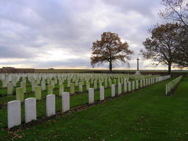 Bronfay farm military cemetery #2/3