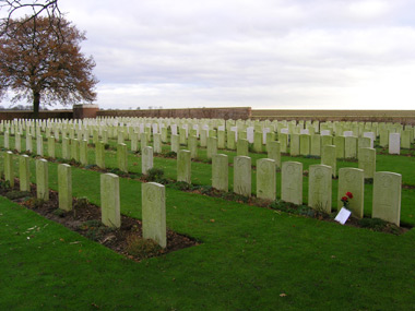 Bronfay farm military cemetery #3/3
