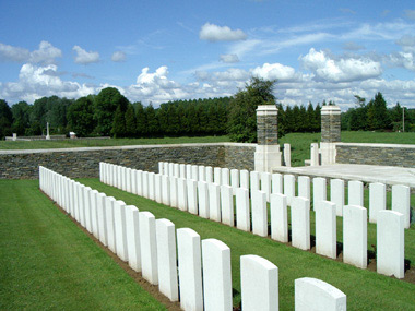 Military cemetery #3/3