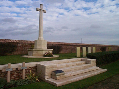 Communal cemetery extension #1/2