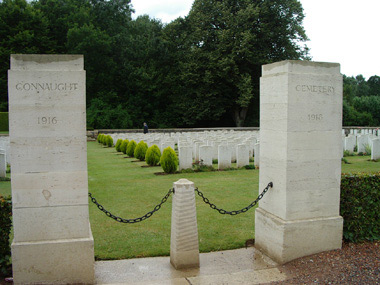 Connaught cemetery #1/3