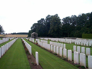 Connaught cemetery #2/3