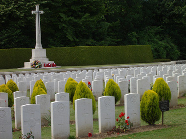 Connaught cemetery #3/3