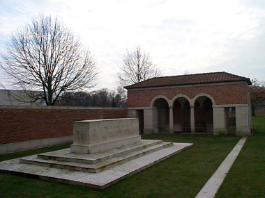 Communal cemetery extension #3/3