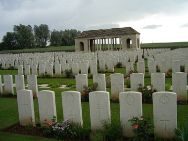 Guards' cemetery #2/3