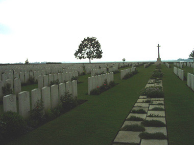 Guards' cemetery #3/3