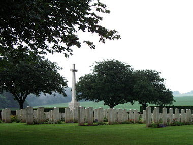 Guillemont road cemetery #2/4