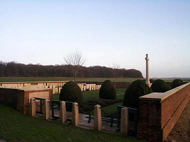 Hangard wood british cemetery #1/3