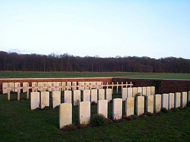 Hangard wood british cemetery #2/3