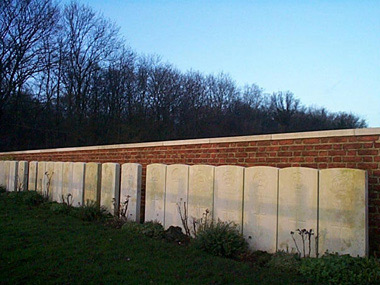 Hangard wood british cemetery #3/3