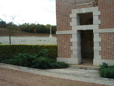 Heilly station cemetery #1/4