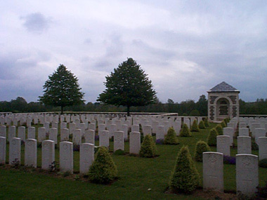 La Chapelette british and indian cemeteries #2/3