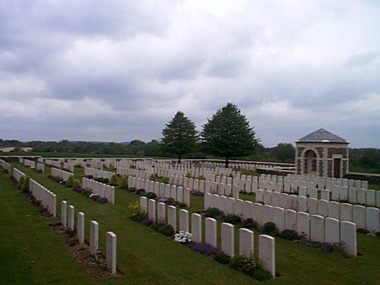 La Chapelette british and indian cemeteries #3/3