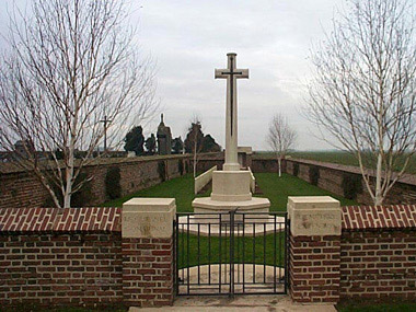 Communal cemetery extension #1/3