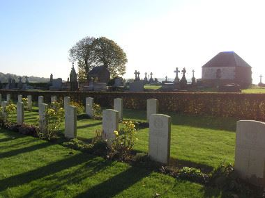 Communal cemetery extension #3/4