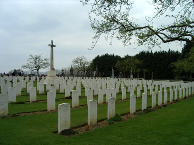 Communal cemetery extension #2/3