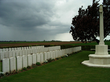 Munich trench british cemetery #2/3