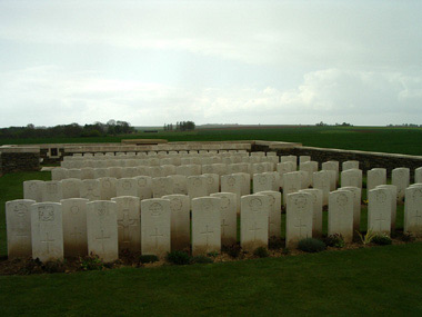 New munich trench british cemetery #2/3