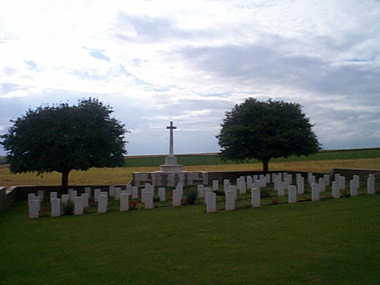 Point 110 old military cemetery #3/3