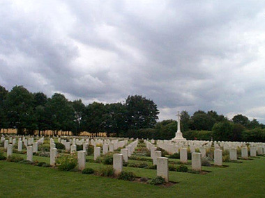 Anglo-french cemetery #2/4