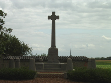 Monument aux King's Royal Rifle Corps Battalions
